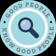 Good people know good people